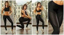 Bona Fide Лосины / Oy - Vsyo Leggins Black / L