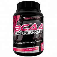 TREC Bcaa High Speed / 250гр / кола